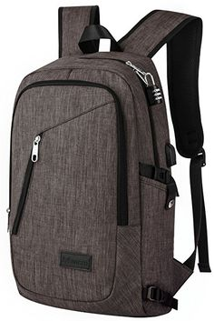 Waterproof Casual Hiking Travel Daypack KOLAKO Business Laptop Backpack with