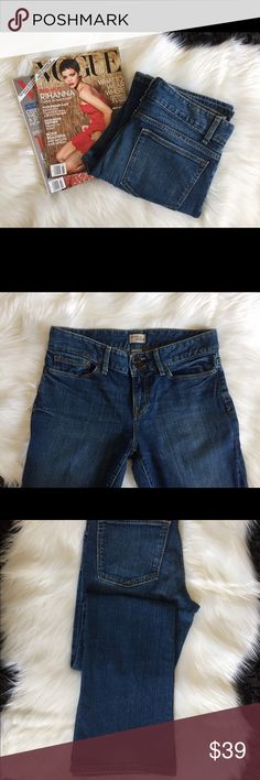 "🎉HP 4/17🎉 GAP Boot Cut Jeans 🎉Host Pick ""Best in Jeans"" 4/17/17 Very good condition. Size 8/29R GAP Jeans Boot Cut"