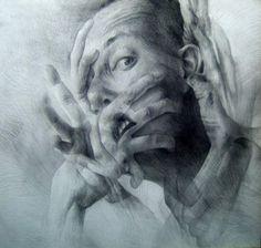 turecepcja:  Drawings by Jakub Kujawa akanailone