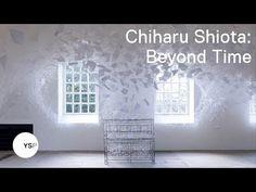 Chiharus Shiota - Yorkshire Sculpture Park, Wakefield. - intil 2 September 2018 FREE
