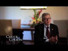 Charles Colson on Human Rights
