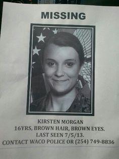Please missing girl