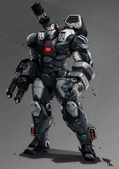 War Machine by Kronium on DeviantArt Marvel Dc Comics, Marvel Heroes, Marvel Avengers, War Machine Iron Man, Iron Man Art, Iron Man Wallpaper, Iron Man Avengers, Superhero Design, Marvel Characters