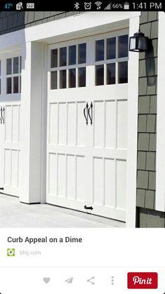 85 best carriage garage door ideas craftsman homes images rh pinterest com