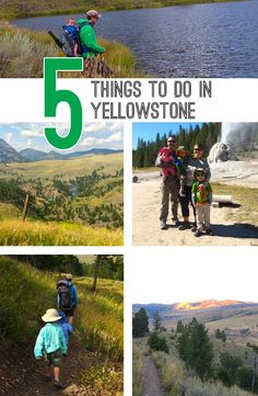 A local's guide to Yellowstone National Park || http://hub.sierratradingpost.com/to-do-yellowstone-teamsierra/ via @mtnmamatales