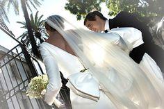 La boda de Amal y Carlos