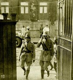 Bahia na Revolução de 1930. (CPDOC/Revista da Semana, nº especial, 1930)