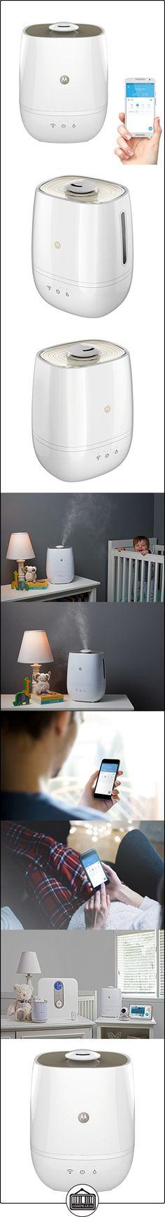 Motorola Smart Nursery humidificador conectable con Purificación del Aire y del agua-blanco  ✿ Vigilabebés - Seguridad ✿ ▬► Ver oferta: http://comprar.io/goto/B01M6ZJE68