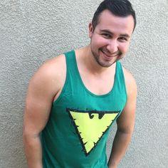Athletic Tank Tops, Tank Man, Mens Tops, Shirts, Women, Fashion, Moda, Fashion Styles, Dress Shirts