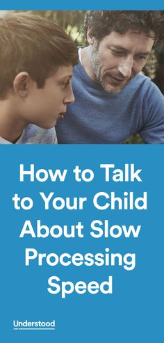 """Many parents worry that talking to their child about his learning and attention issues or """"labeling"""" them will make him feel worse. But kids tend to take comfort in knowing there's a reason—and a name—for their struggles. That's especially true for kids w Auditory Processing Disorder, Cognitive Behavior, Learning Support, Kids Mental Health, Adhd And Autism, Sensory Integration, Sensory Issues, School Psychology, Learning Disabilities"""