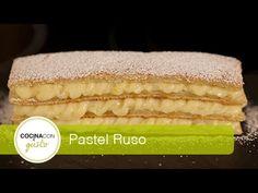 Pastel imperial ruso   Naturarla: Comunidad para los amantes de la cocina