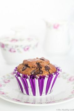 photo: Εύη Σκούρα Healthy School Snacks, Cooking Recipes, Healthy Recipes, Chocolate Muffins, Dessert Recipes, Desserts, Sugar Free, Sweet Tooth, Sweet Treats