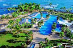 Caribe Hilton Puerto Rico  family vacations
