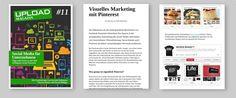 Social Media für Unternehmen: Visuelles Marketing mit Pinterest via upload-magzin.de