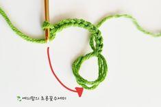 [공개도안]예늬맘의 창작 초롱꽃수세미 <VERSION 2>를 다시 오픈합니다~^^ : 네이버 블로그 Crochet Scrubbies, Freeform Crochet, Flower Garlands, Crochet Flowers, Friendship Bracelets, Crochet Patterns, Knitting, Blog, Inspiration