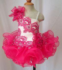 Infant/toddler/kids/baby/children Girl's Pageant/prom Dress/clothing 1-4T G171-3  | eBay