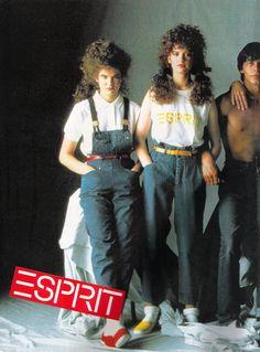 Esprit in Vogue Australia July 1982