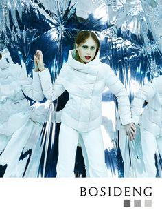 #BosidengItaly fall winter 2015/16 #Campaign  www.bosideng-italy.it