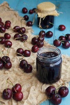 Cocina compartida: Mermelada de cerezas de la Alta Axarquía Gazpacho, Tapas, Cherry, Food, Juices, Fruit, Cooking Recipes, Desserts, Meals