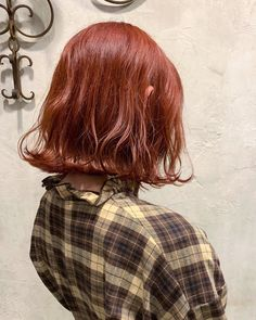 Hair Dye Colors, Cool Hair Color, Red Hair Inspo, Haircuts Straight Hair, Short Thin Hair, Cut My Hair, Grunge Hair, Blue Hair, Dyed Hair