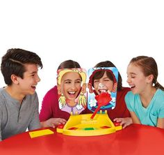 Pie Face Showdown Game Kids Children Family Fun Toy Christmas Party Gift Hasbro for sale online Board Games For Kids, Video Games For Kids, Teen Party Games, Fun Games, Running Man Games, Pie Face Game, Overlays, Georgia, Winner