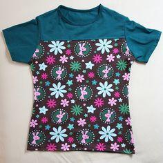 T-shirt | fabric design © bamo