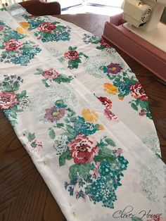 The Pioneer Woman Tablecloths That I Turned Into Curtains Craft Ideas Pinterest Pioneer