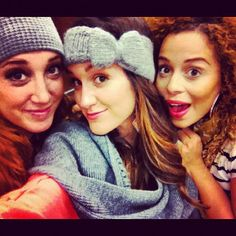 Dancer, Britt Nicole & Blanca Callahan