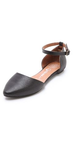 Jeffrey Campbell Lovins Ballet Flats | SHOPBOP Save 20% with Code WEAREFAMILY13