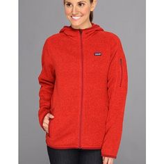 Patagonia Better Sweater Hoodie Red Better Sweater Patagonia Hoodie will last you forever! So comfy and cute to wear. Great shape just too big now. Patagonia Jackets & Coats Utility Jackets