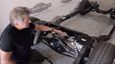How to Install Delalum Bushings in 196382 Corvette