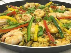 A Paella de Frutos do Mar é uma receita fantástica e muito fácil de fazer. Confira o passo-a-passo e prepare essa delícia para a sua família!