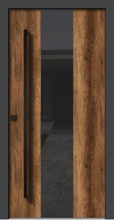 HA 306 HA Rústicas - Puertas y Ventanas de Madera en Puerto Rico - La Casa de Las PuertasSchwarz-Weiß-Küche: 60 Enthusiastische Dekorationsmodelle. Modern Entrance Door, Modern Door, Entrance Doors, Modern Wooden Doors, Wooden Door Design, Main Door Design, Classic Doors, Door Design Interior, Wooden Door Hangers