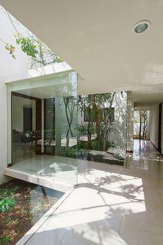 Aldea House by Seijo Peon Arquitectos y Asociados | indoor outdoor connectivity