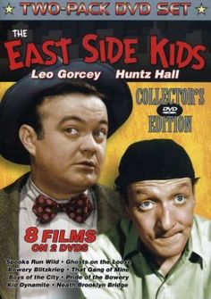 bowery boys movie posters | The East Side Kids (Collector's Edition) Movie Poster