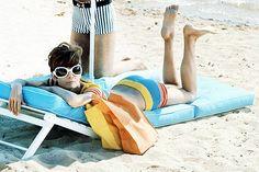 channeling Audrey Hepburn, circa 1966.