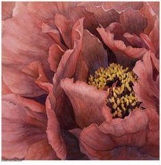 wasbella102: Julia Loken. watercolor on paper. - ElemenoP