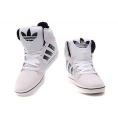 Adidas Originals Hardland High Shoes Black With Gold $95