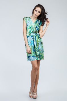 "Ark & Co. ""Ocean Breeze"" Dress"
