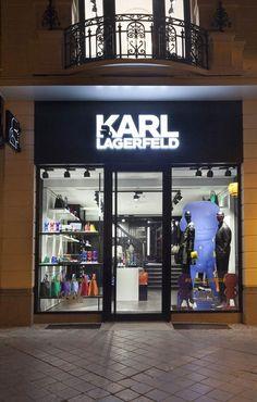 Karl Lagerfeld Europ