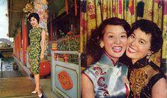 1960s cheongsam