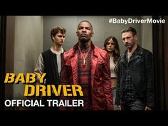 """BABY DRIVER - International Trailer #2 - """"Money, Sex and Action..."""" 