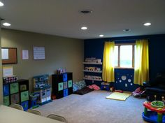 In home daycare layout 2