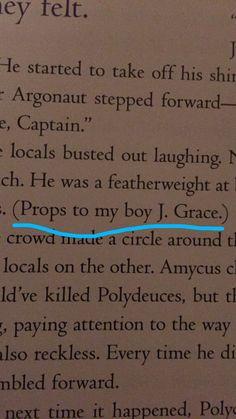 Rick riordan  In Percy Jackson's Greek Heroes