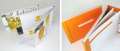 Matchbook-Style Portfolios from ShineBoxPrint