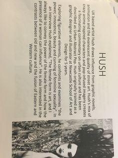 Hush info