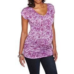 755855fd8def2 See more. Thyme Maternity Short-Sleeve Empire Top - Thyme Maternity -  Babies