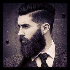 Tips On Growing A Full Beard For The First Time. #beards #beardlover #beardedguy