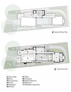 Carmel Residence by Dirk Denison Architects | HomeDSGN