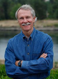 Governor of Oregon John Kitzhaber - I worked as media advisor on his first two successful runs for Governor.  A true maverick, I always hoped he would run for President.  He's that good.   But he loved Oregon and hated Washington too much to be talked into it.